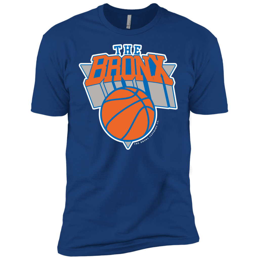 The Bronx Basketball Tee