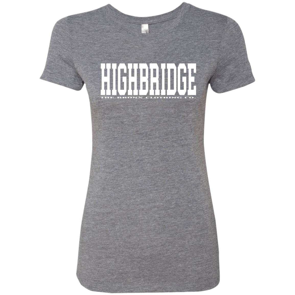 Highbridge Ladies' Tee - Neighborhood Series