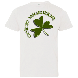 Celtic Warrior Youth Jersey T-Shirt