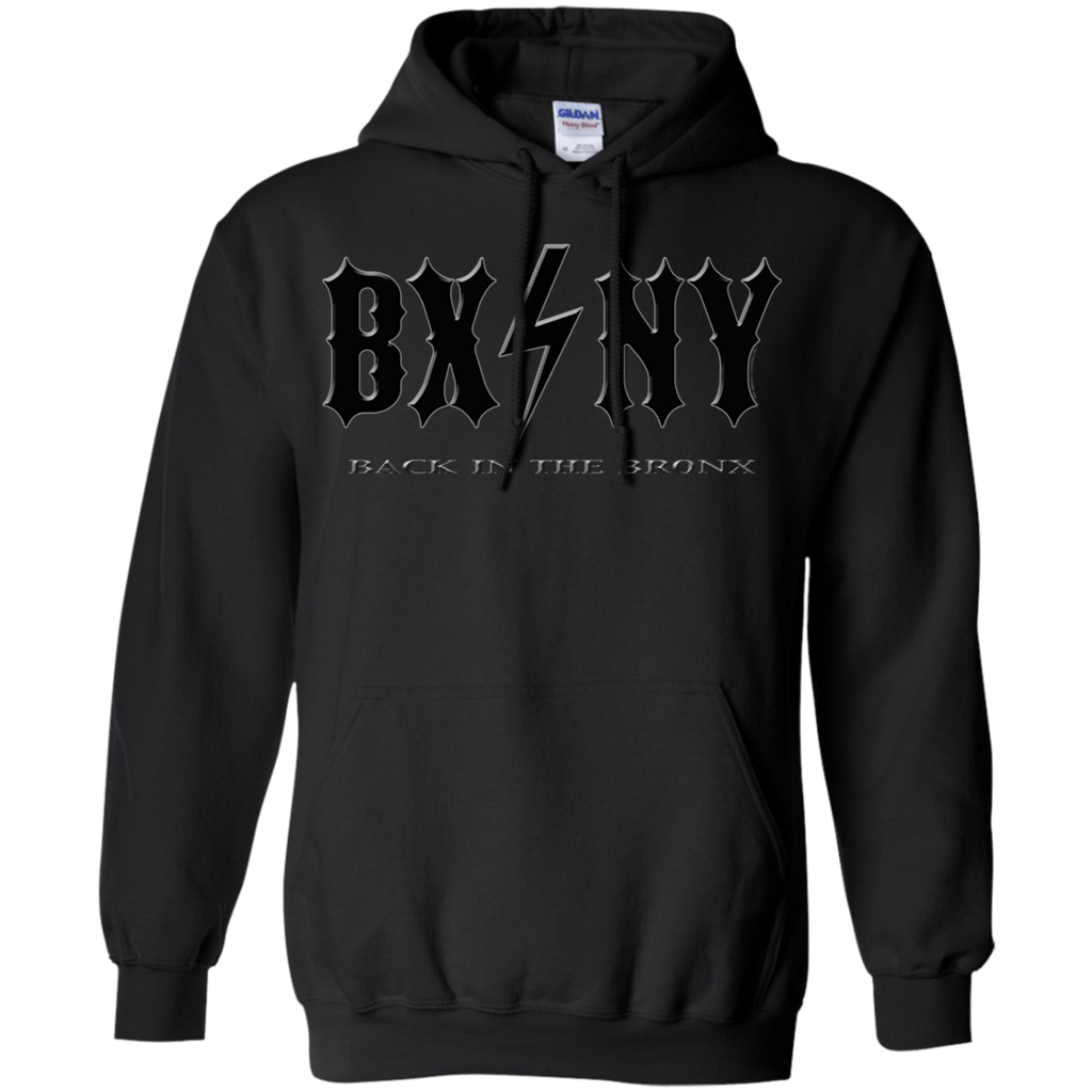 Back In The Bronx Hoodie