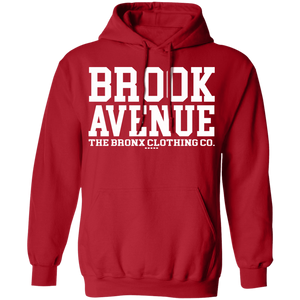 BROOK AVE. - Neighborhood Series Hoodie
