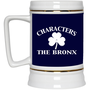 Characters - Bars Of The Bronx Beer Stein 22oz.