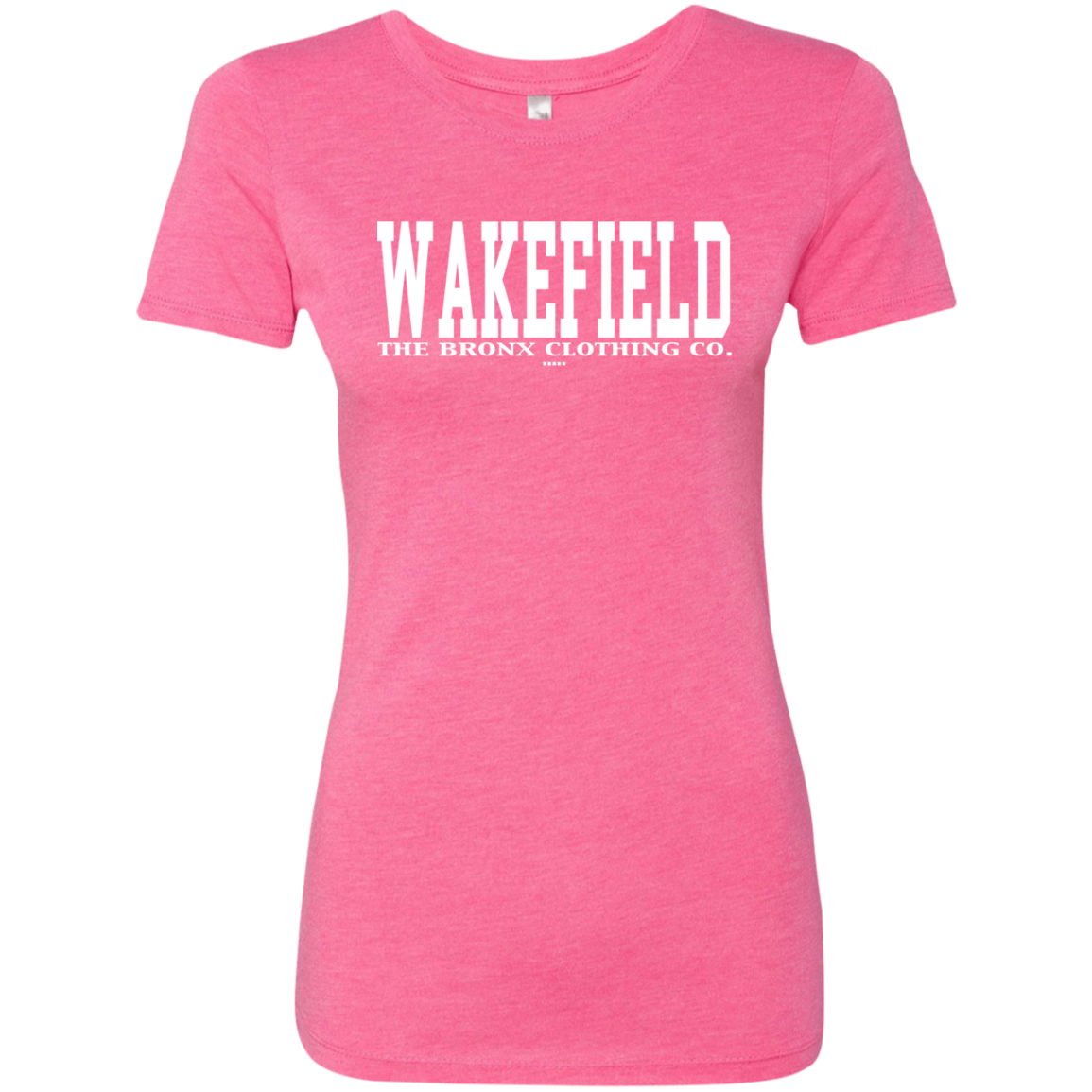 Wakefield Ladies' Tee - Neighborhood Series