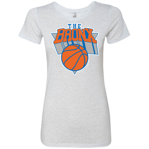 The Bronx Basketball Ladies Tee