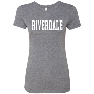 Riverdale Ladies' Tee - Neighborhood Series