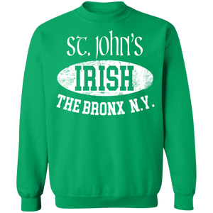St. John's - Irish Series - Crewneck Pullover Sweatshirt  8 oz.
