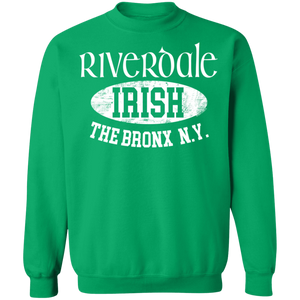 Riverdale - Irish Series - Crewneck Pullover Sweatshirt  8 oz.