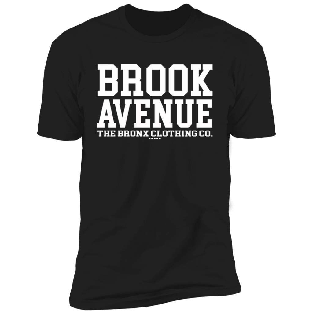 BROOK AVE. - Neighborhood Series Tee