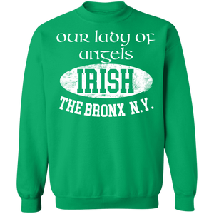 OLA - Irish Series - Crewneck Pullover Sweatshirt  8 oz.