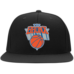 The Bronx Basketball Snapback Hat