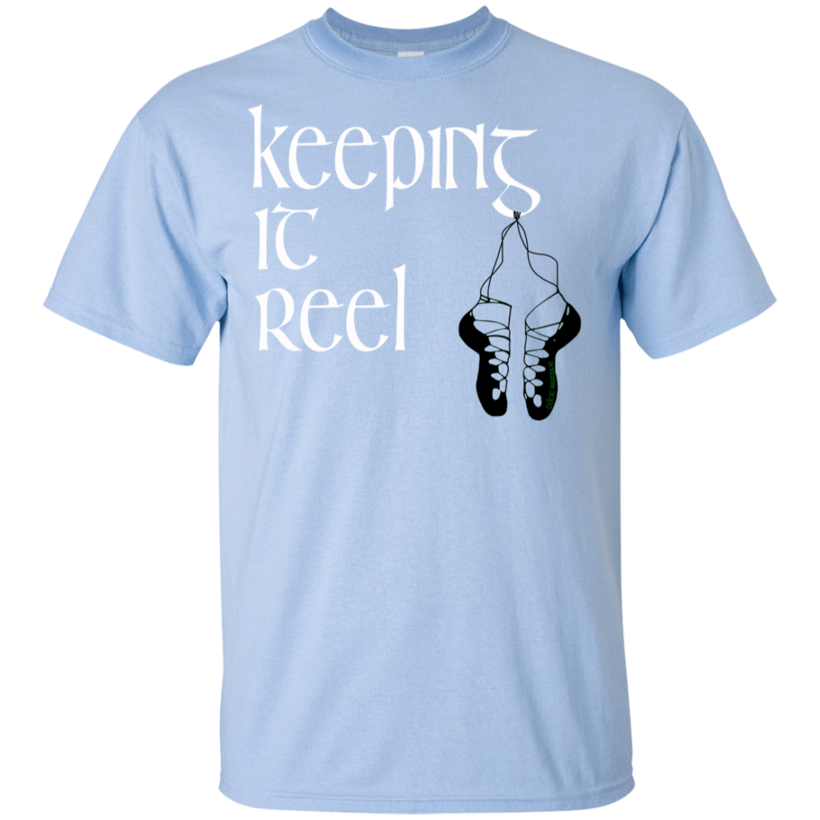 Celtic Warrior Youth Keeping It Reel Unisex T-Shirt