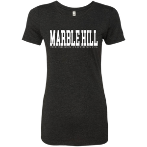 Marble Hill Ladies' Tee - Neighborhood Series
