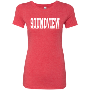 Soundview Ladies' Tee - Neighborhood Series