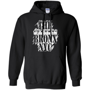The Bronx Spray Train Hoodie