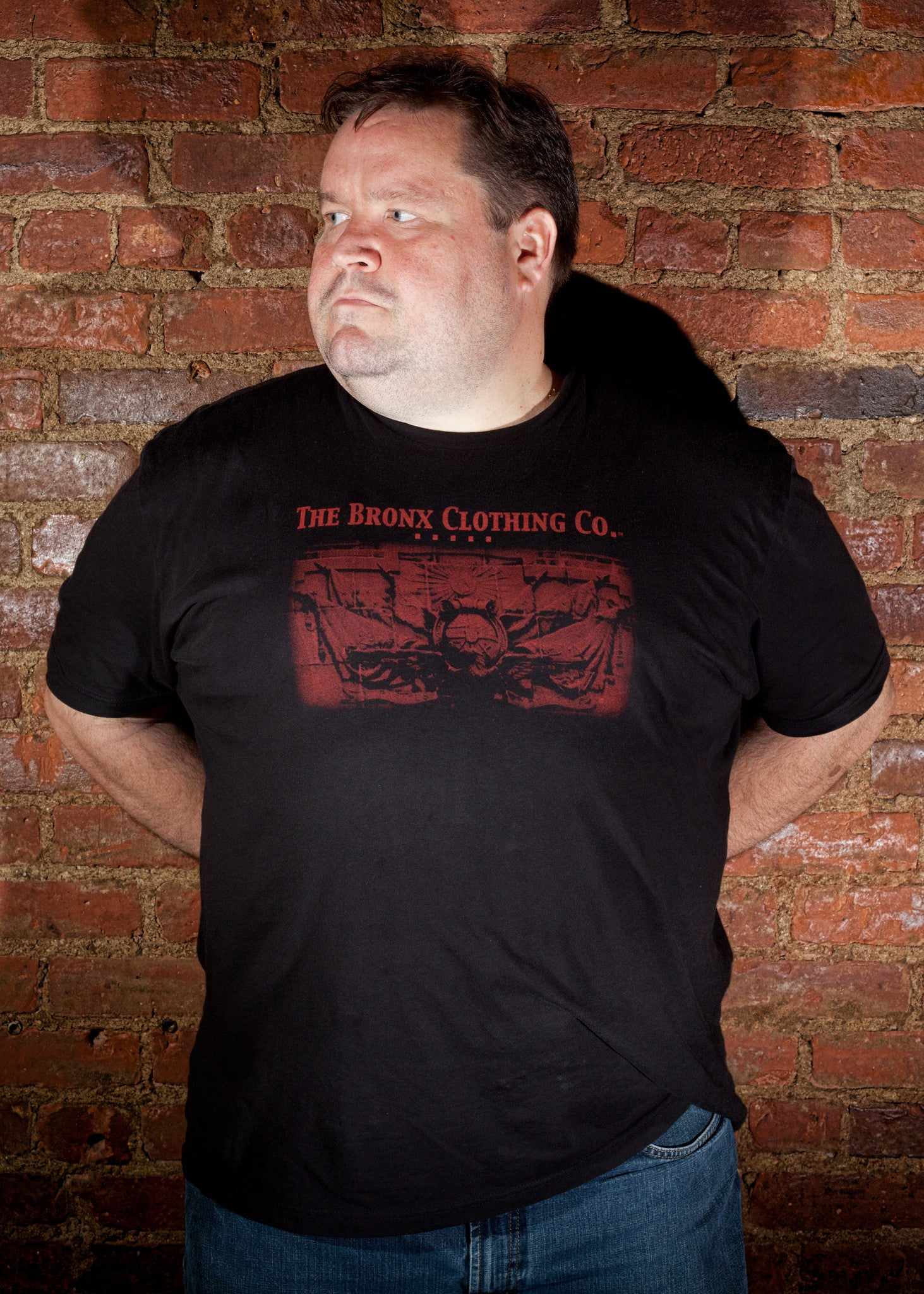 The Bronx Armory Men's Tee