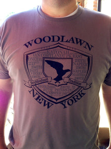 The Woodlawn Tee - Neighborhood Series