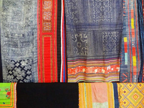 The Elephant Story carries a wide range of hand woven textiles and fabrics from Asian artisans and craftsmen.