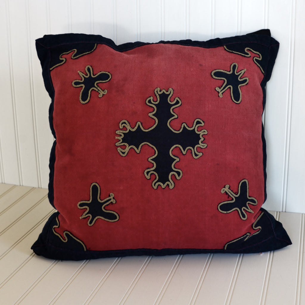 Hill Tribe Pillow
