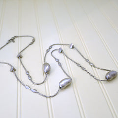 Indian Silver Necklace