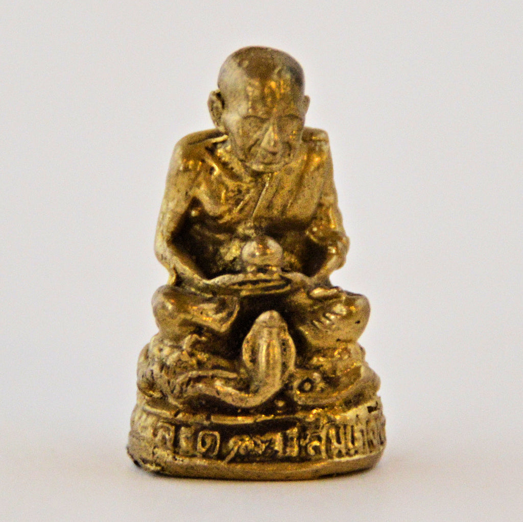 Bronze Buddhist Monk