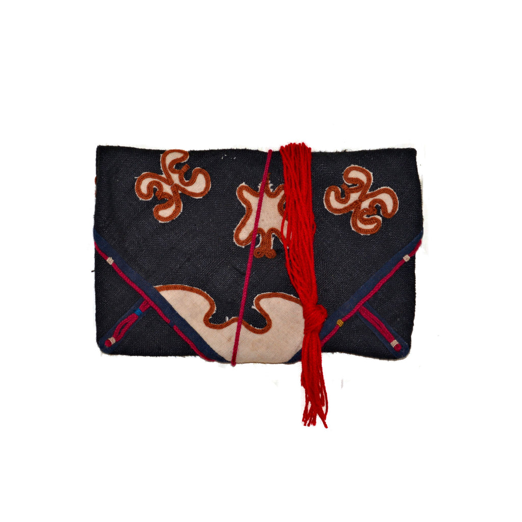 Vintage Aka Tribe Clutch for Thailand