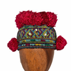 Vintage Hmong Tribal Hat