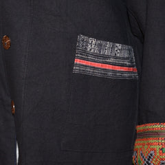 Hill Tribe Jacket - Reversible