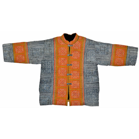 Hmong Hill Tribe Jacket