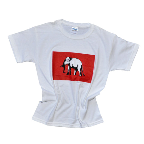 Children's Siam Flag Tee Shirt - Youth Sizes