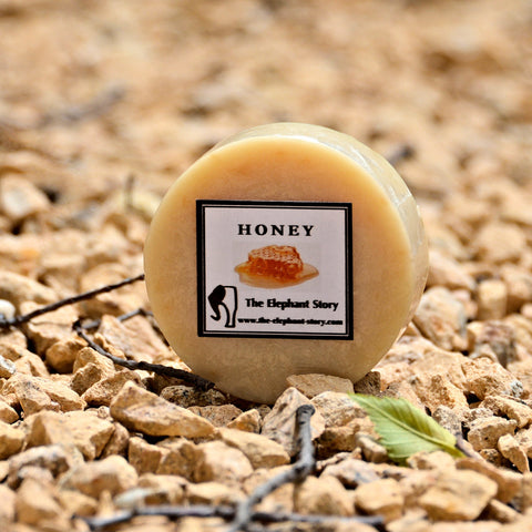 Thai Glycerin Soap - Honey