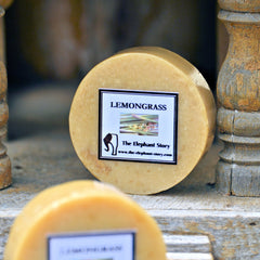 Thai Glycerin Soap - Lemongrass