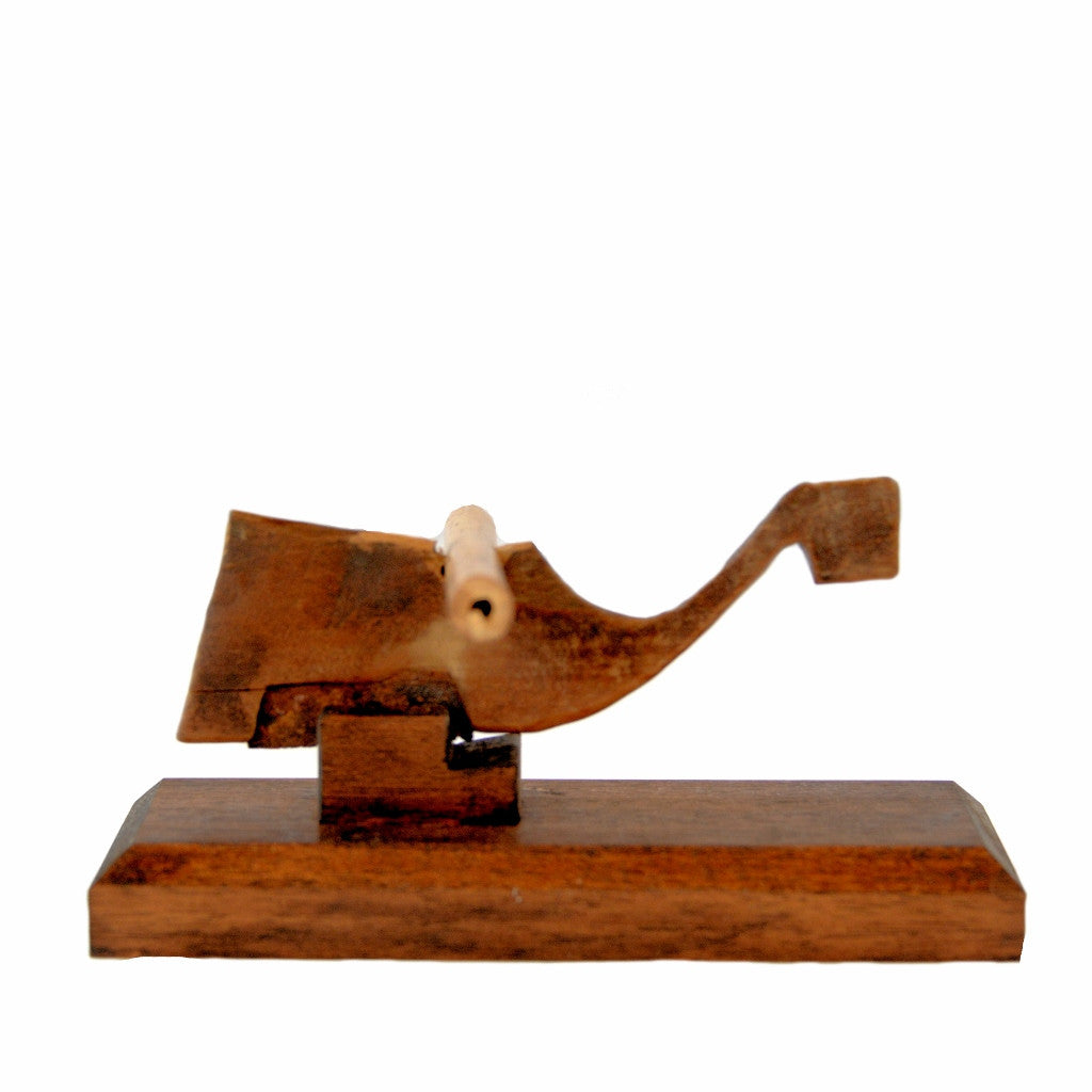 Antique Rice Cutter in the Shape of an Elephant