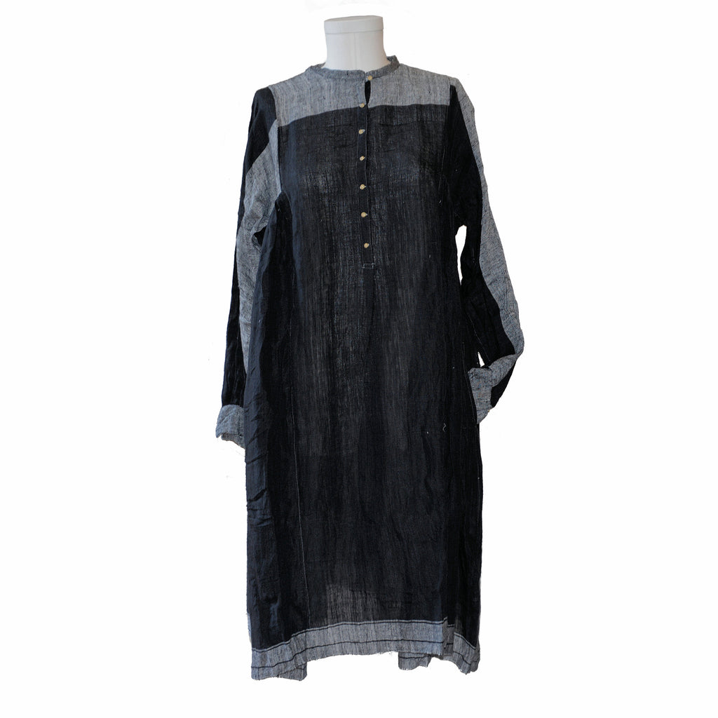 injiri Chunnat Rangrez Dress (Black)