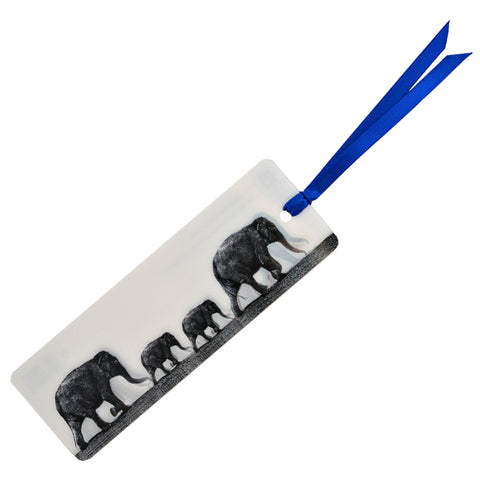 Animated Elephant Bookmark