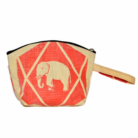 Elephant Cement Coin Purse