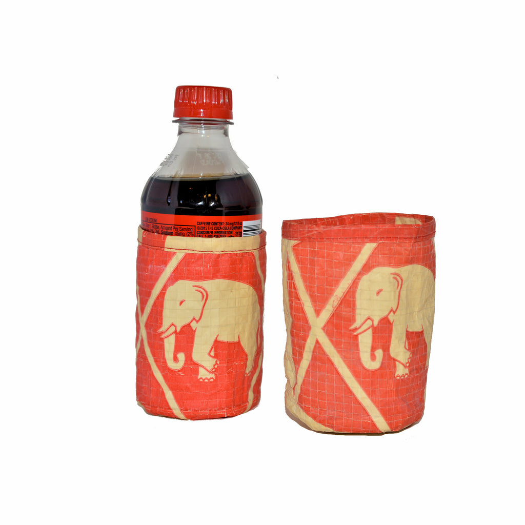 Elephant Cement Drink Koozie