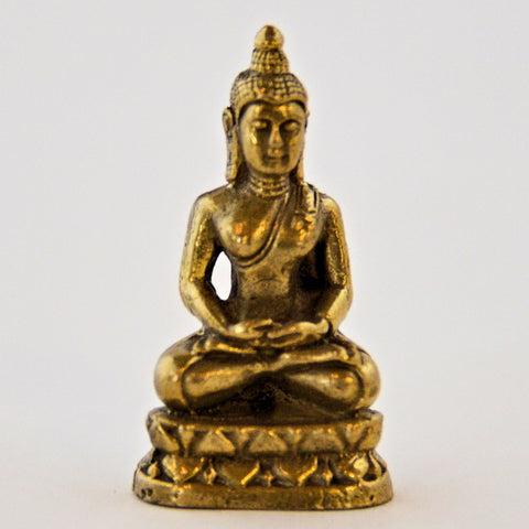 Bronze Thai Sitting Buddha