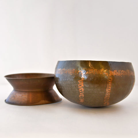 "Monk's Begging Bowl (6"" bowl with Stand)"