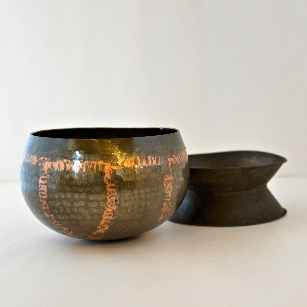 "Monk's Begging Bowl (5"" bowl with Stand)"