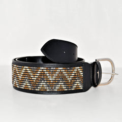 Studded Belt - Mixed Metals