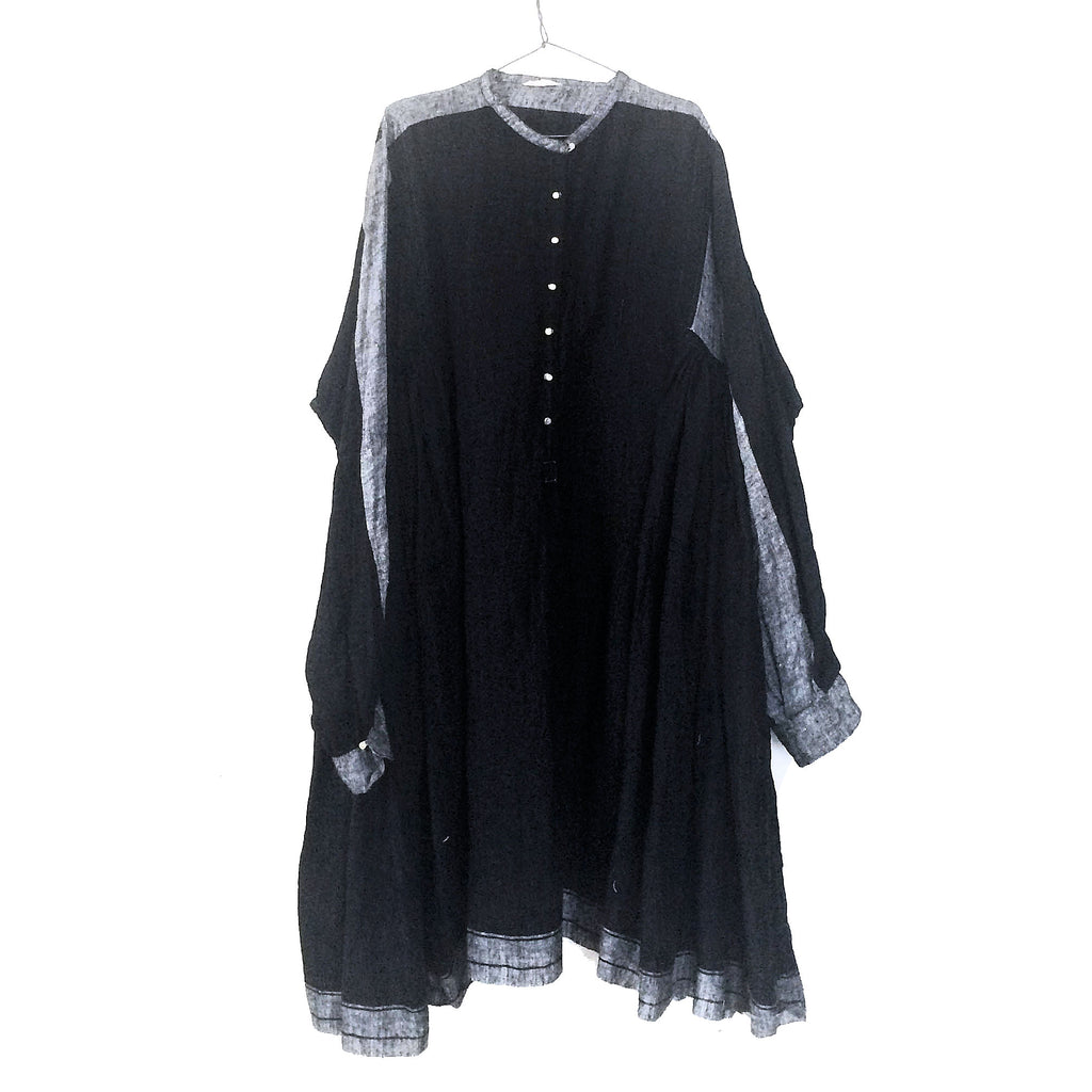 injiri Dhordo 17 Dress - Chunnat Rangrez-Black
