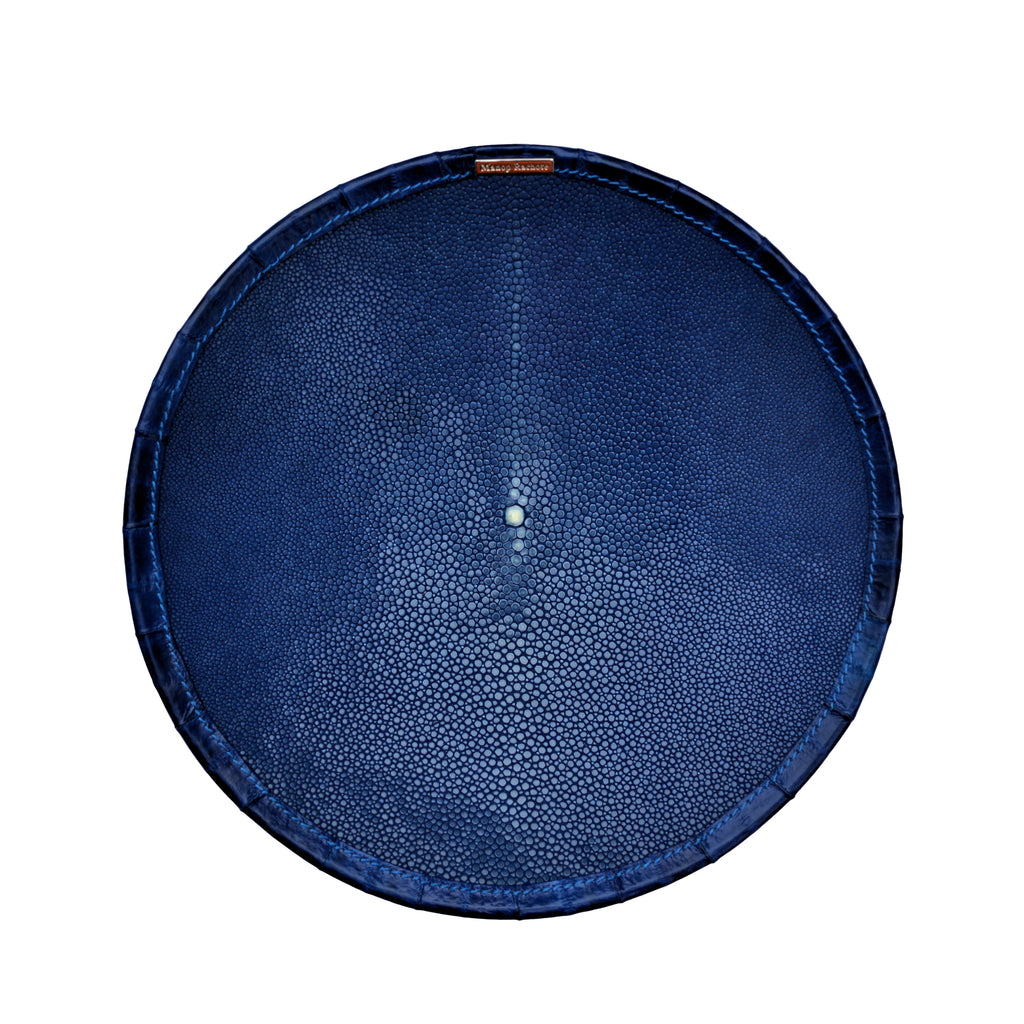 Indigo Stingray Bowl