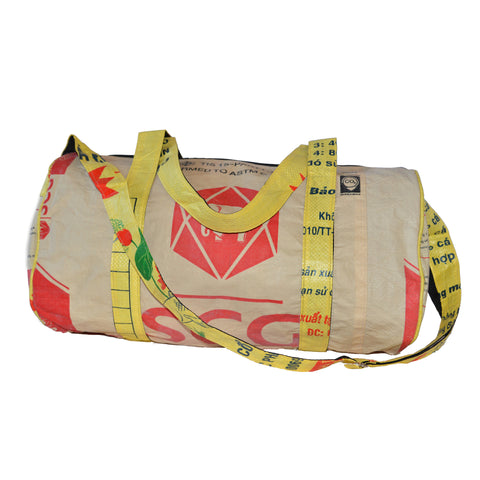 Elephant Cement Duffle Bag