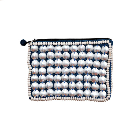 Up-cycled Akha Hill Tribe Clutch