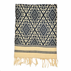 Thai Cotton Hand Woven Blanket