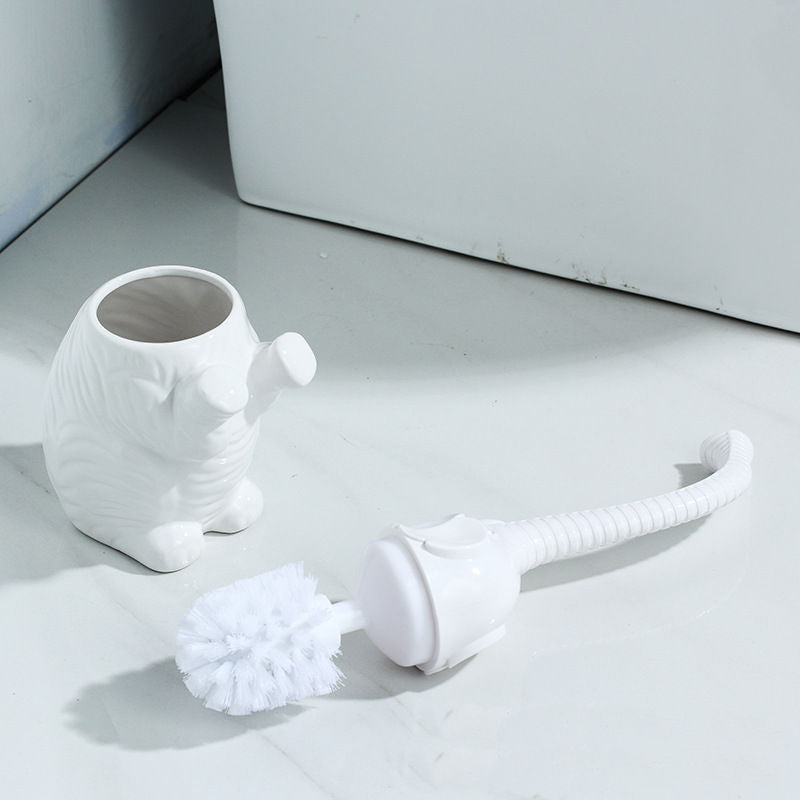 Elephant Toilet Brush Holder
