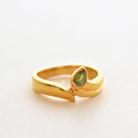 Gemstone Ring - Green