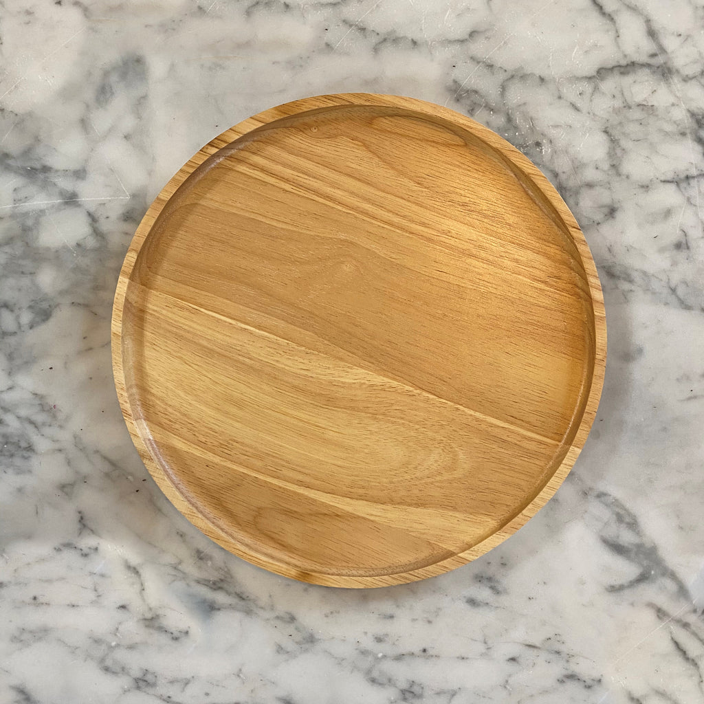 Large Round Appetizer Plate
