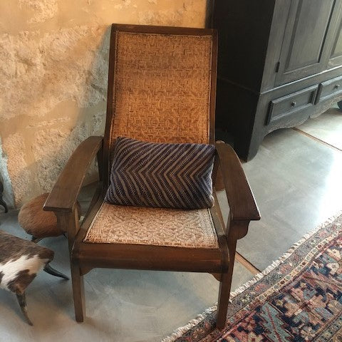 Antique Balinese Plantation Chair