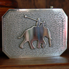 Clint Orms Belt Buckle - Comanche 1811